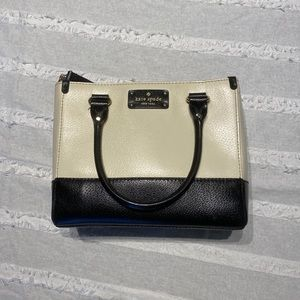 Kate Spade Black & White Bag